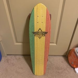 Brand new skateboard with tool